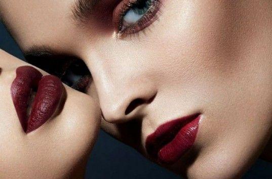 Бордовая помада для губ— новый актуальный и универсальный тренд…