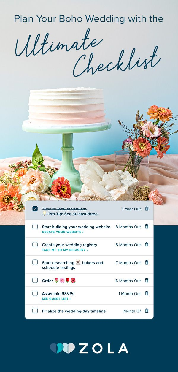 "Planning a wedding? Meet your free suite of wedding planning tools. Your wedding website, registry, checklist, and guest list ALL in one place. We like to call it ""the heart of your wedding,"" but we'll let you decide."