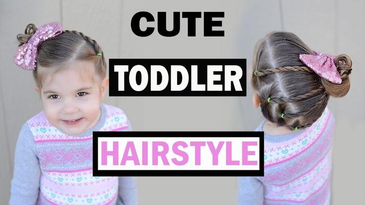 Cute Toddler Hairstyles - Easy