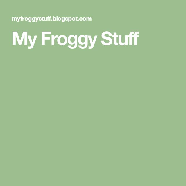 25  unique Froggy stuff ideas on Pinterest   My froggy stuff videos  Things  that go and Barbie miniatures. 25  unique Froggy stuff ideas on Pinterest   My froggy stuff