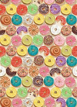 paper source donut pattern paper stuff pinterest