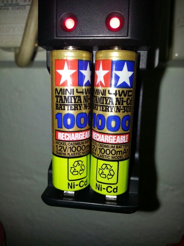 Tamiya batteries