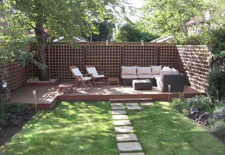 Decking Garden Ideas
