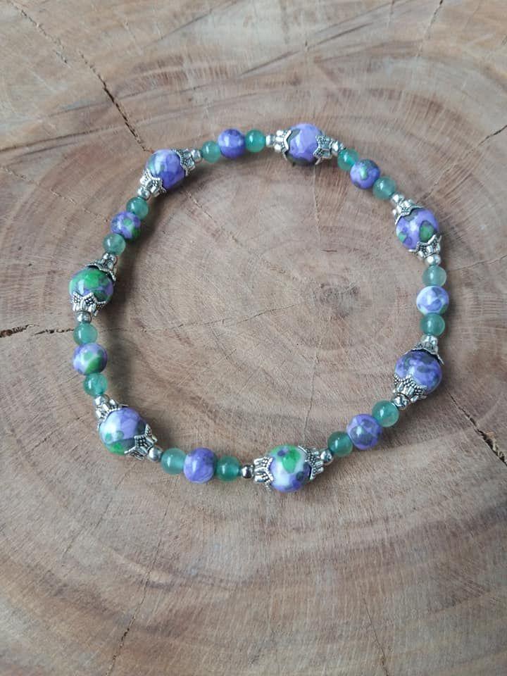 """8 mm naturel bleu foncé lapis lazuli 6-7 Mm Blanc Collier De Perles 18/"""""""