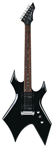 B.C. Rich Warlock Electric Guitar, Black B.C. Rich http://www.amazon.com/dp/B0002I73PU/ref=cm_sw_r_pi_dp_3r4yub00MZ601