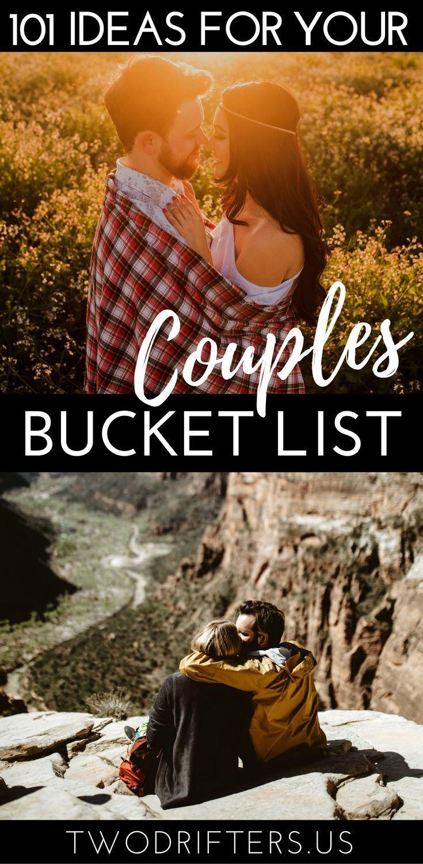 10 Best Couples Bucket List images in
