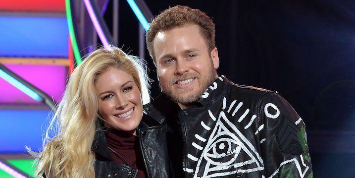 Heidi Montag, Spencer Pratt welcome son - Social News XYZ
