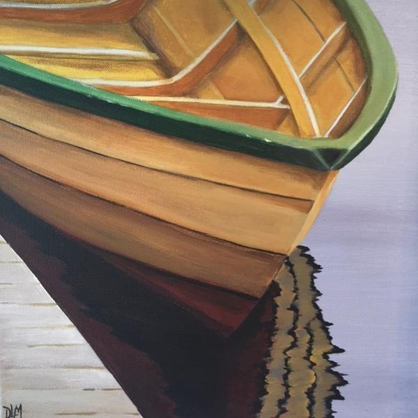 Donna L. MacDonald Acrylic affordable original art where to buy art on line art canada local artists website canadian landscape artist painting solo show art com canada art gallery canada cheap art
