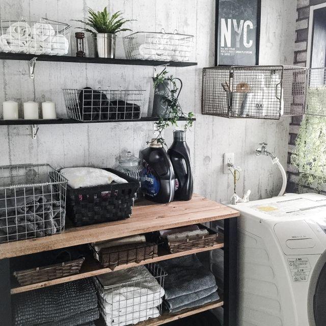 トイレや洗面所の収納にもこだわりたい!サニタリー用品収納のコツ | RoomClipMag | 暮らしとインテリアのwebマガジン