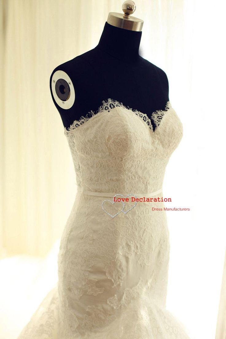90 best wenddin dresses images on Pinterest | Wedding dressses ...