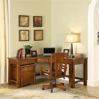 Riverside Craftsman Home Mobile File Cabinet