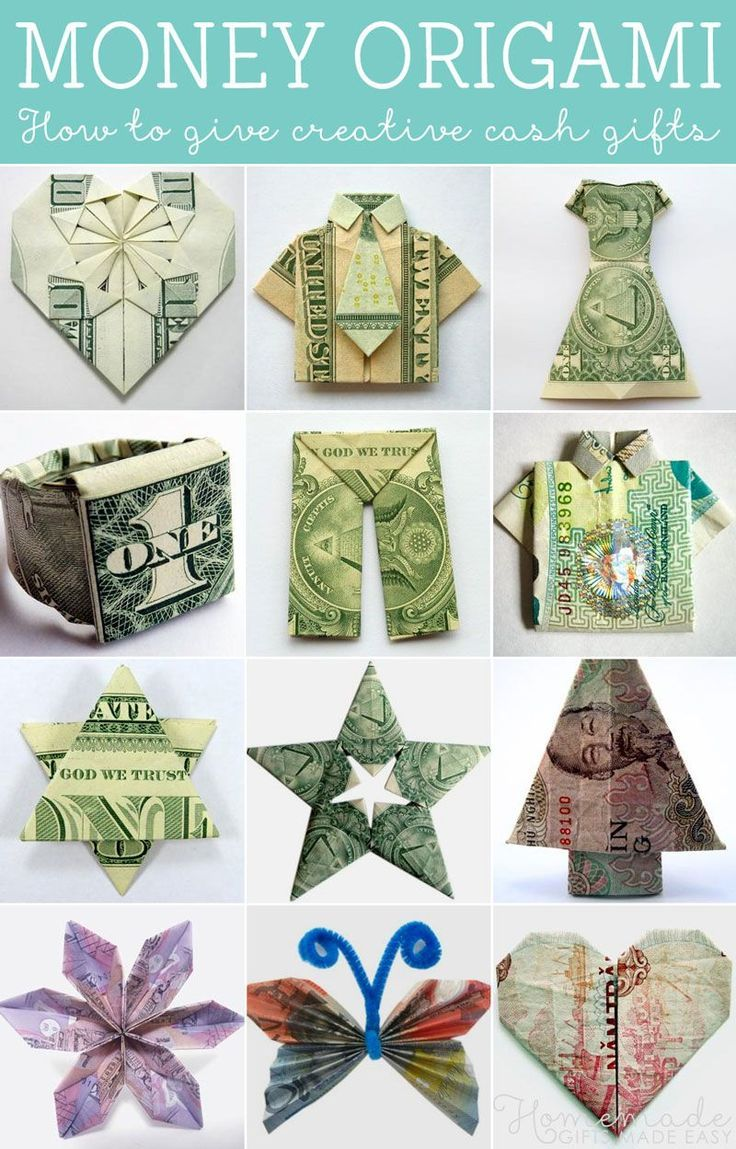 How to fold Money Origami, or Dollar-Bill Origami …
