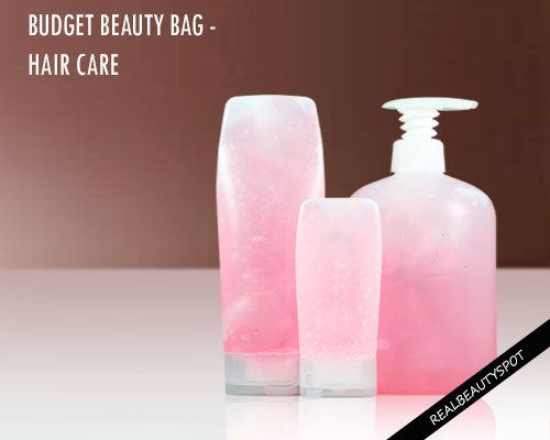 A BUDGET BEAUTY BAG FOR COLLEGE GIRLS – HAIR CARE