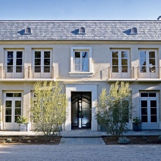 17 best images about french mansard colonial on pinterest for Classic house french kiss