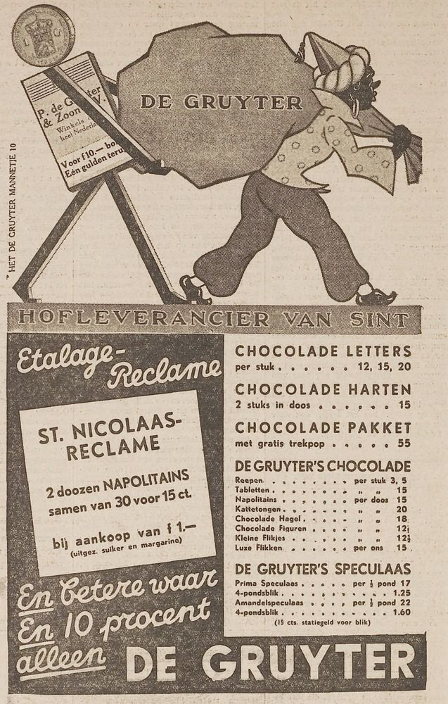 Advertentie 1934