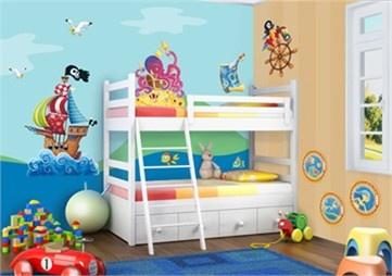 Solo per piccoli avventurieri...    www.leostickers.com Wall stickers per camerette
