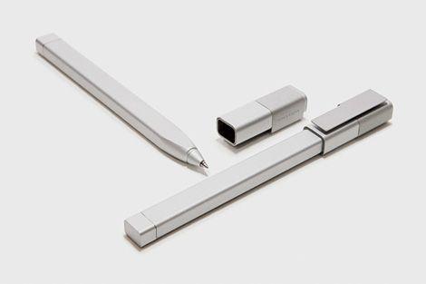 Minimalist pen design #SimpleDesign #Minimalist Moleskine