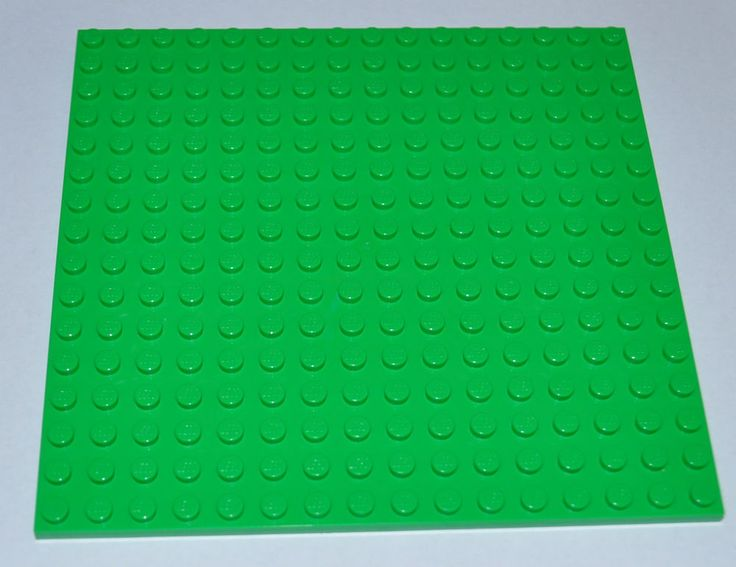 Lego Building Mat Base Plate