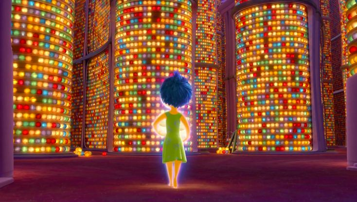 Get a Sneak Peek at Some Early 'Inside Out' Easter Eggs & Fun Facts | Pixar Post