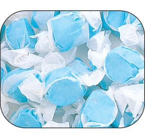 Love this website!! Wholesale Candy! Blue Raspberry Salt Water Taffy: 3LB Bag $9.90