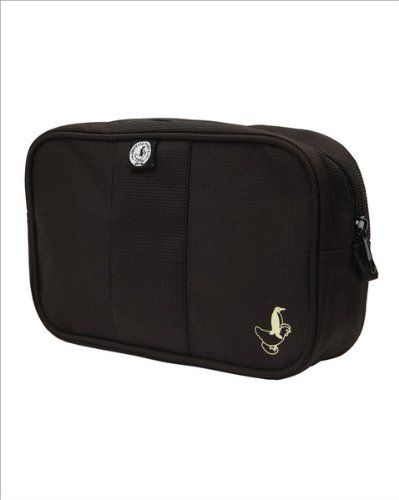 CASE by Engage Green. $25.00. TRAVEL CASE (TOILETRIES) - BLACK