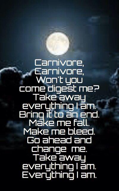 Chef'Special – Carnivore Lyrics   Genius Lyrics