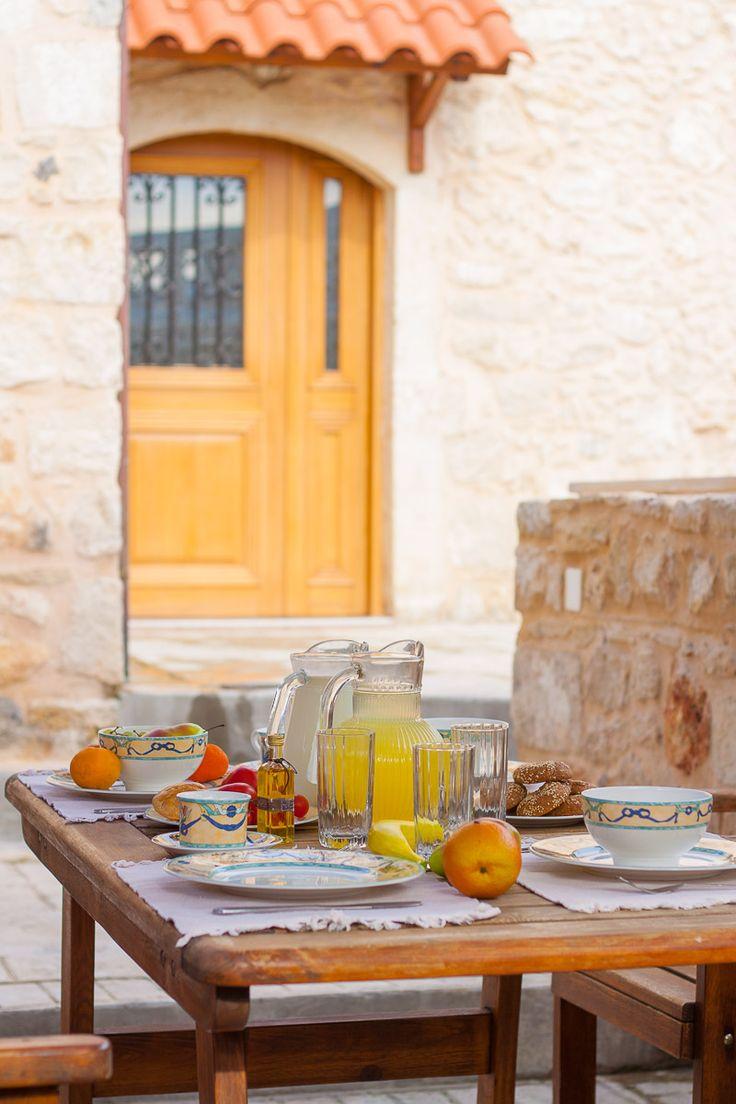 Villa Salis in Gonia, Rethymno, Crete - Greece