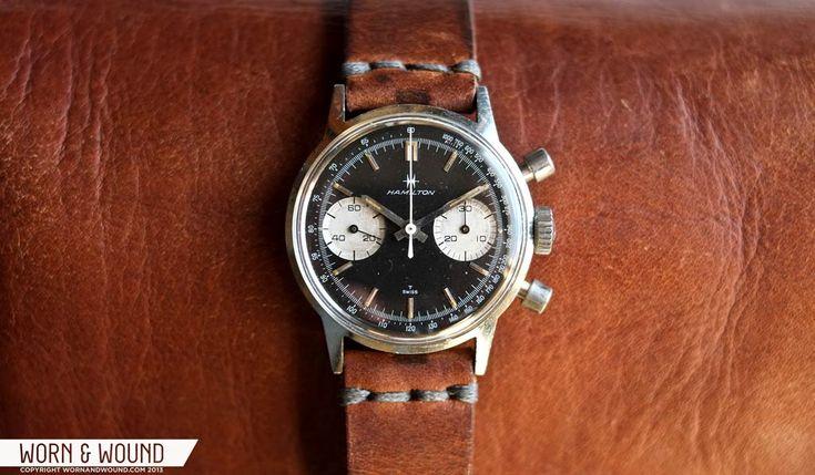 Hamilton Valjoux 7730 Chronographs