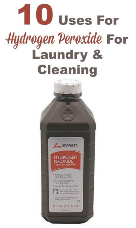 You may know that you can use baking soda and vinegar as a household cleaner. But did you know that you can put hydrogen peroxide to work for you as well? Not only is it cheap, its eco-friendly, and can give you some amazing results in both your laundry and everyday cleaning around your home. Want to learn more? Read on as eBay shares ten uses for hydrogen peroxide that might surprise you.