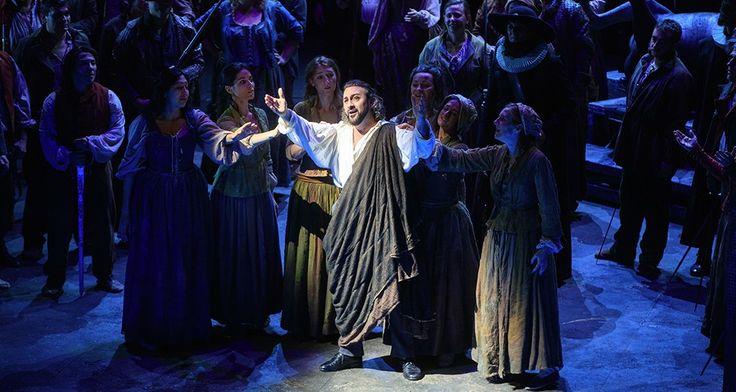Le Capitole de Toulouse ressuscite «Le Prophète», Les Echos Week-end