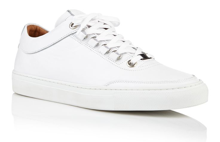 DEAN CALF - White Leather | NUBIKK® | Official webshop