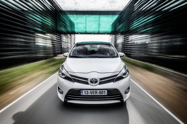 Nowa Toyota Verso