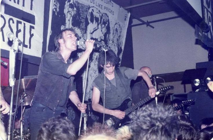 Crass - Cleator Moor 05/84 photo by killyourpetpuppy