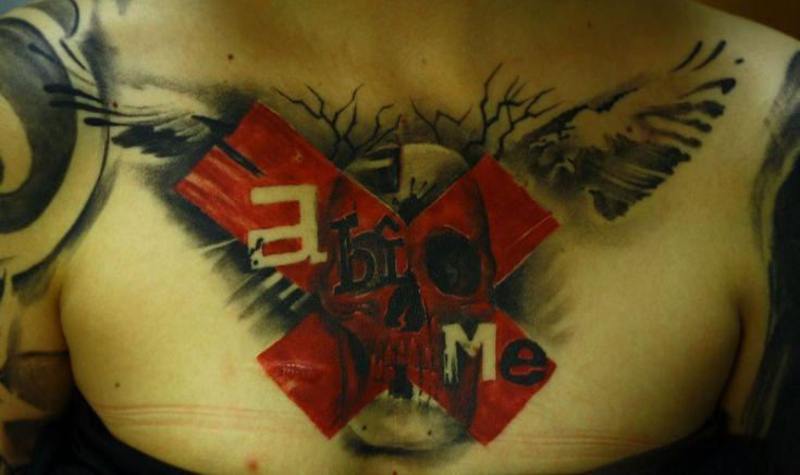 Bright Rose Tattoo Black Stem Loaders Designs Tribal Tattoo Pictures