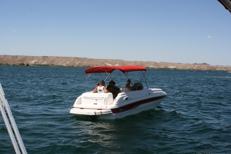 Havasu on the water doesnt get much better than that