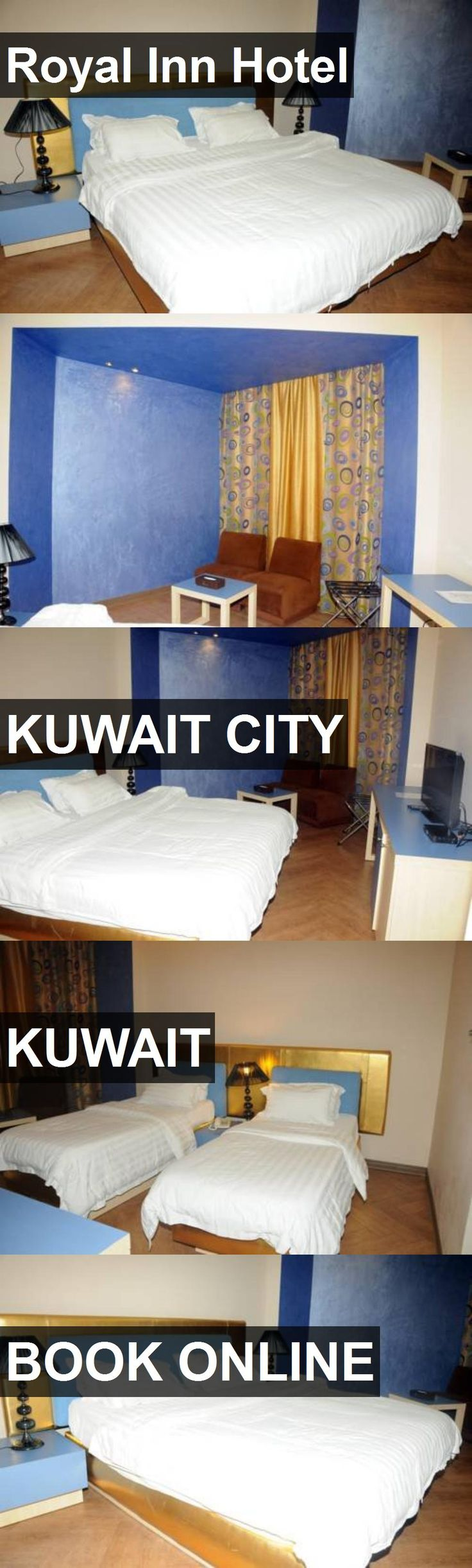 Royal Inn Hotel in Kuwait City, Kuwait. For more information, photos, reviews and best prices please follow the link. #Kuwait #KuwaitCity #travel #vacation #hotel