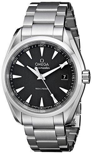 ON SALE! Omega Men's 231.10.39.60.06.001 Aqua Terra Quartz Analog Watch