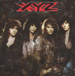XYZ - XYZMusicheavi Metalhair, 80S Musicheavi, Music Diaries, Big Hair, Hair Band, Album Coversgenr, Hair Metals, Covers Art, Diaries January