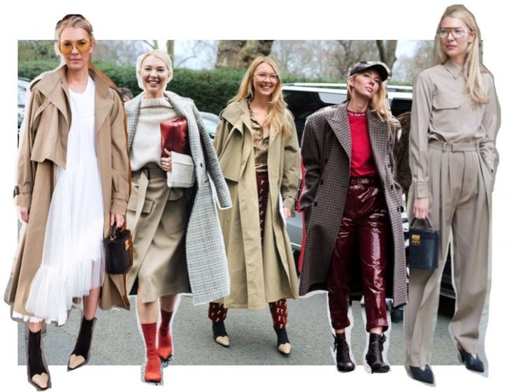 With her cool and unfailingly feminine looks, Roberta Benteler always stands out. Now you can shop her most gorgeous London Fashion Week outfits here   ©Collage / Roberta Benteler