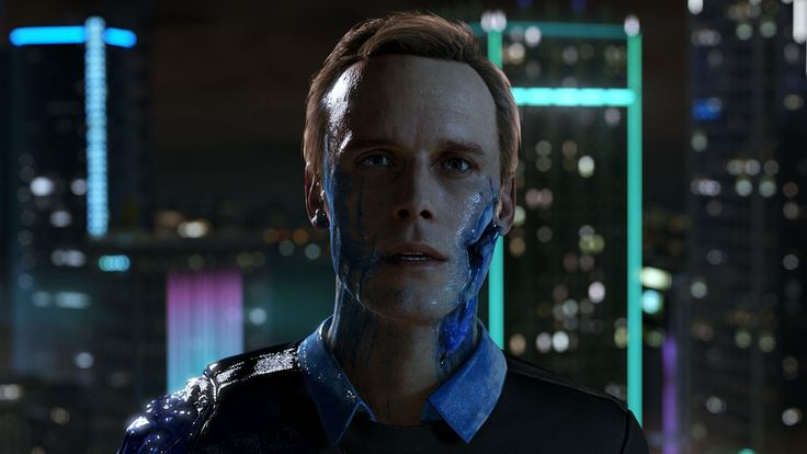 [Detroit Become Human] Script Is 2000 Pages Long Most Ambitious Game By Quantic Dream #Playstation4 #PS4 #Sony #videogames #playstation #gamer #games #gaming