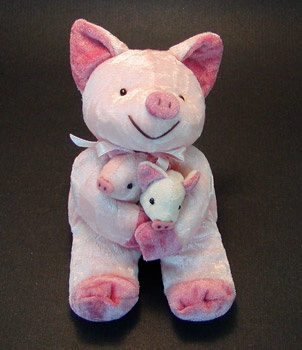 Piggy Family (007025)