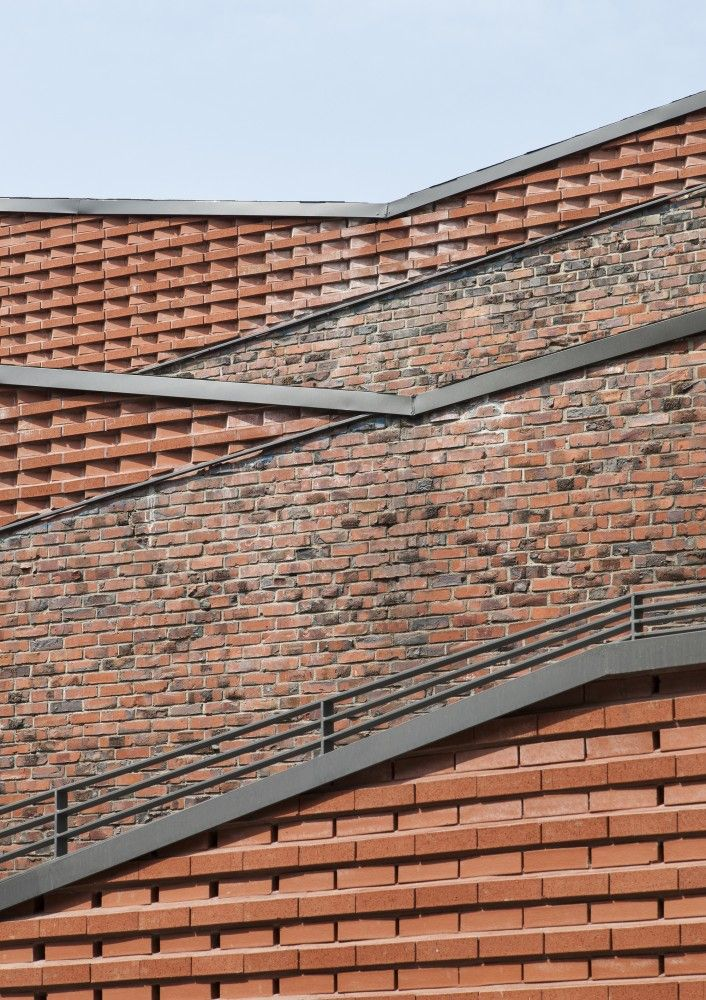 Best BrickworkPatternStudy Images On Pinterest Architecture - Curving house joho architecture