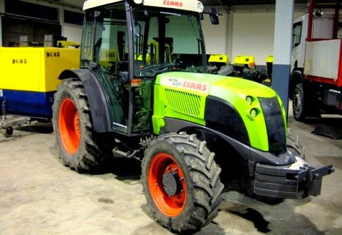 Claas Nectis 217 227 237 247 257 267 Tractor Workshop Service Repair Manual