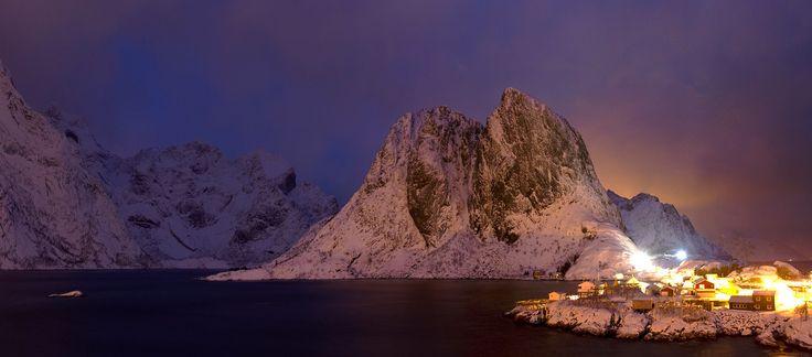 https://flic.kr/p/CFmkLW | Norway. | Norway. Hamnoy in the Lofoten islands.