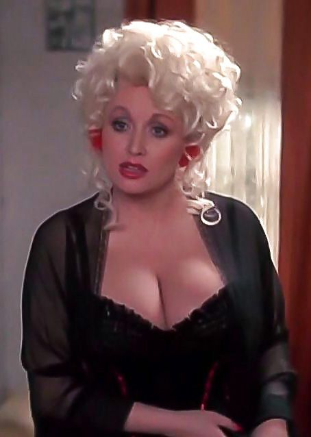 Shit she dolly parton sex scene her