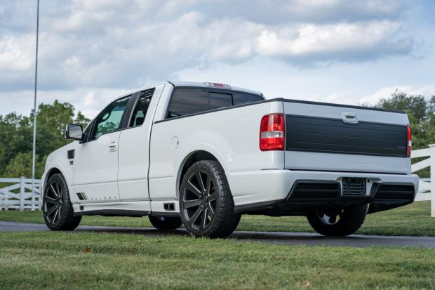 2007 Ford F 150 Saleen S331 Supercharged Ford F150 Ford Muscle Truck