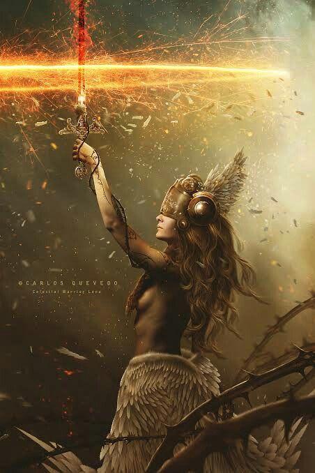 Celestial Warrior Lesa