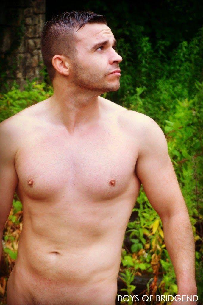 corrie men strip off
