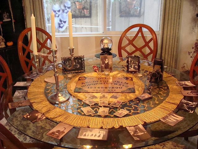 The Seance Table   Flickr