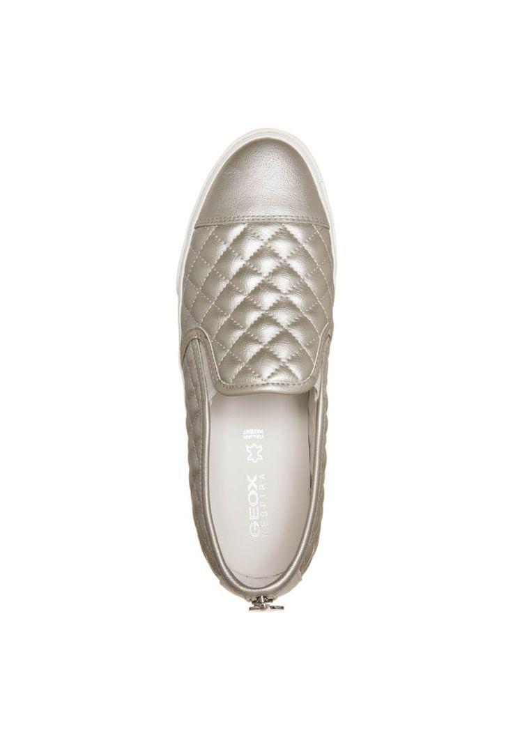 Geox - NEW CLUB - Slipper - white